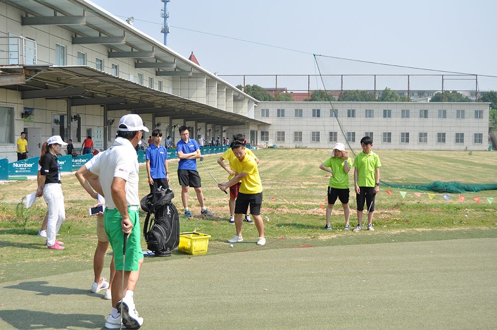 USGTF-2017年青少年高尔夫专业培训夏令营
